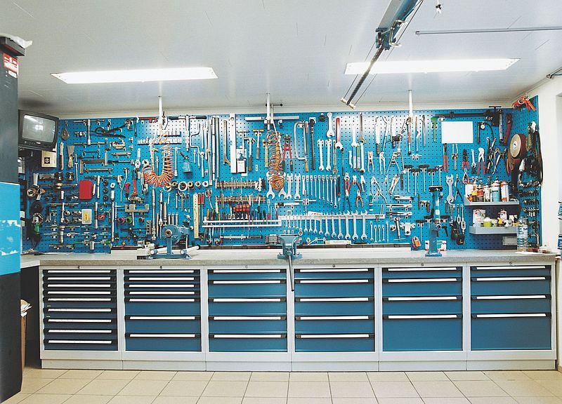 Schubladenschränke - Thomas Kind